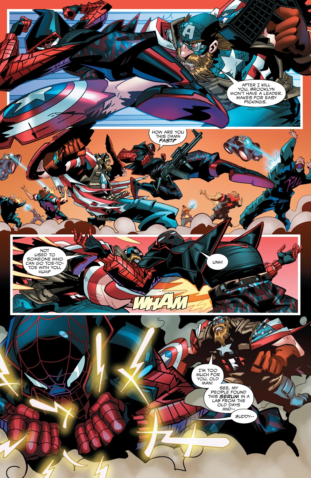 Read online Miles Morales: The End comic -  Issue # Full - 14