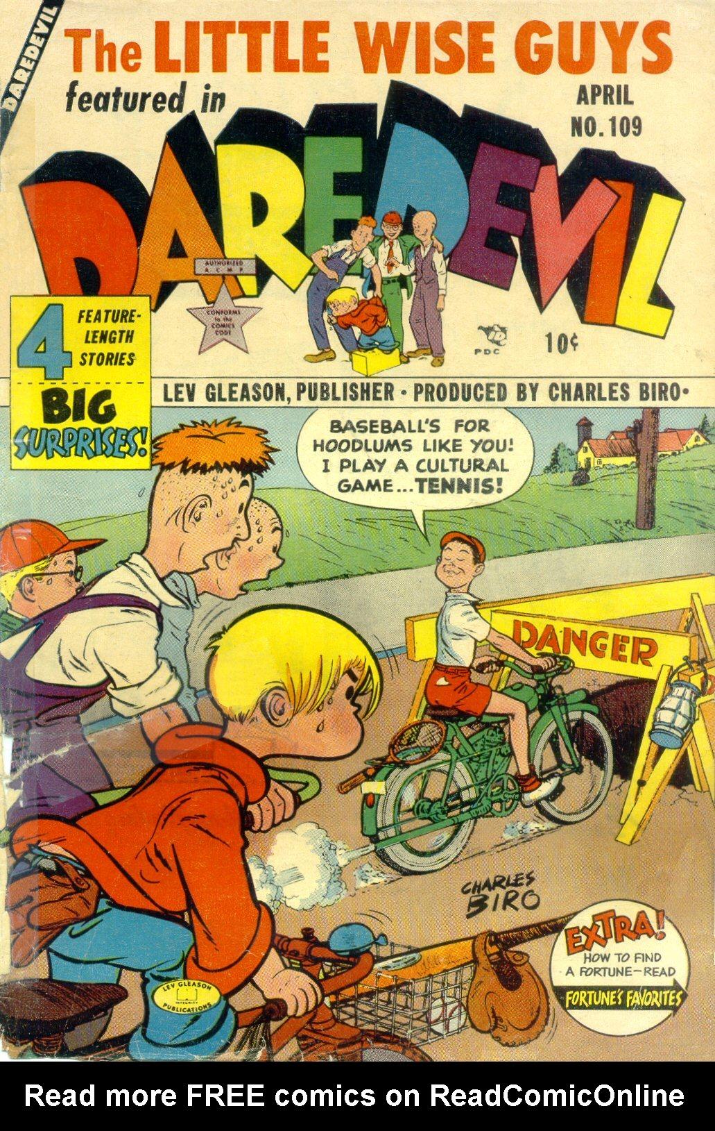 Daredevil (1941) 109 Page 1