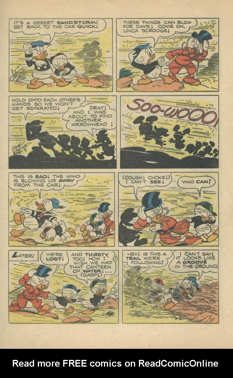 Read online Uncle Scrooge (1953) comic -  Issue #7 - 9