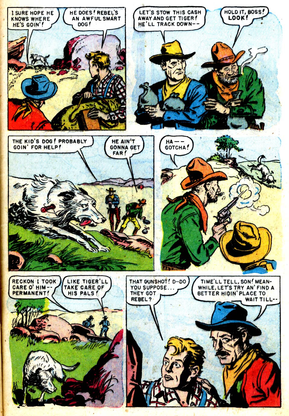 Four Color Comics issue 287 - Page 43