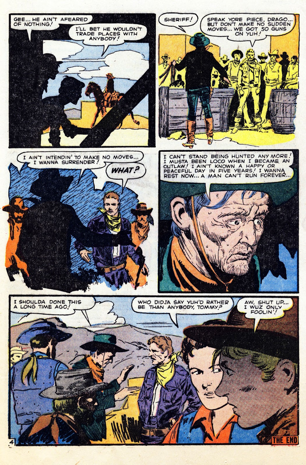 Gunsmoke Western issue 36 - Page 25