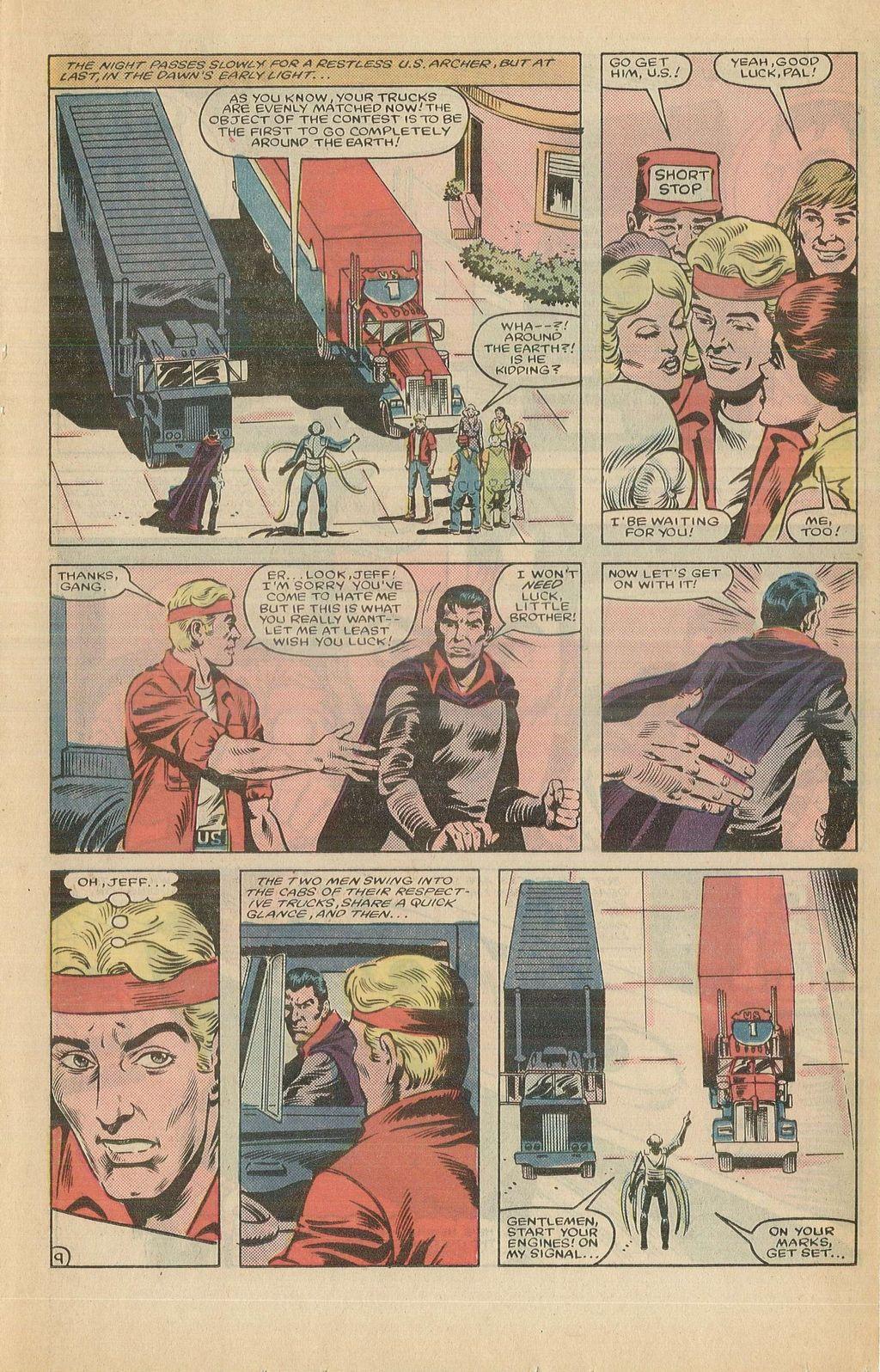 Read online U.S. 1 comic -  Issue #12 - 15