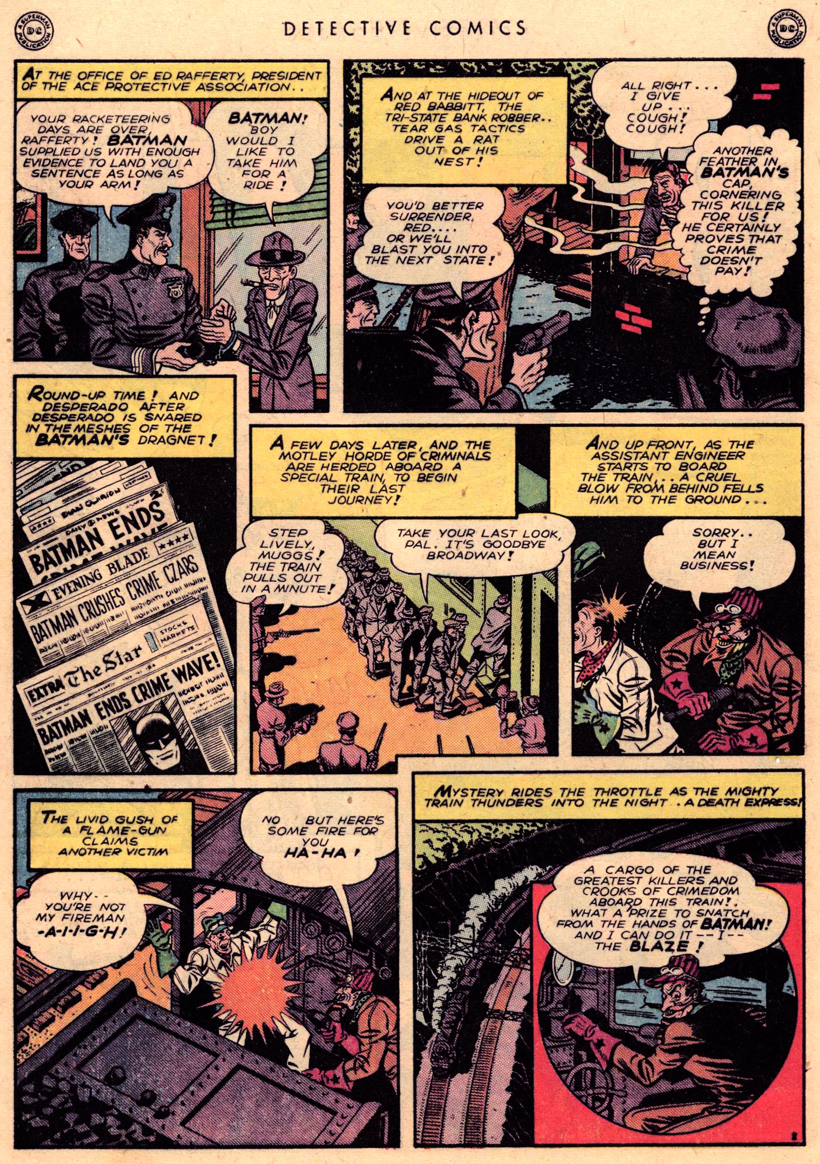 Read online Detective Comics (1937) comic -  Issue #95 - 4