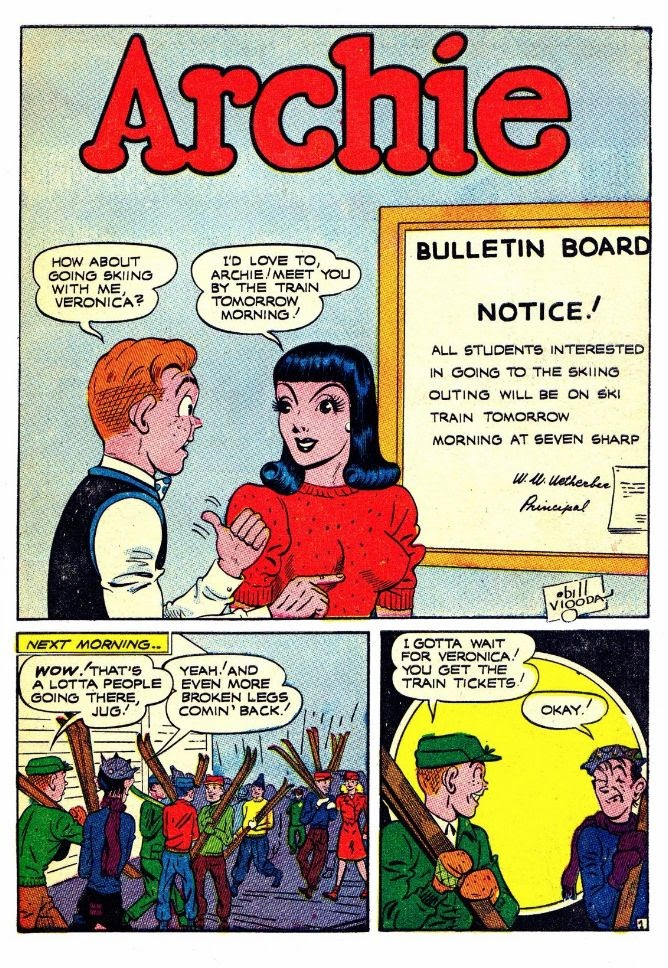 Archie Comics issue 026 - Page 40