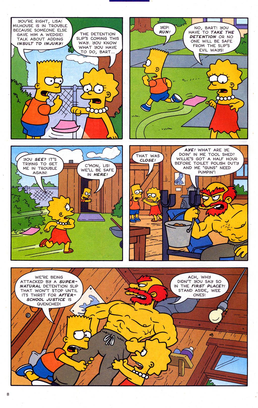 Read online Simpsons Comics Presents Bart Simpson comic -  Issue #22 - 10