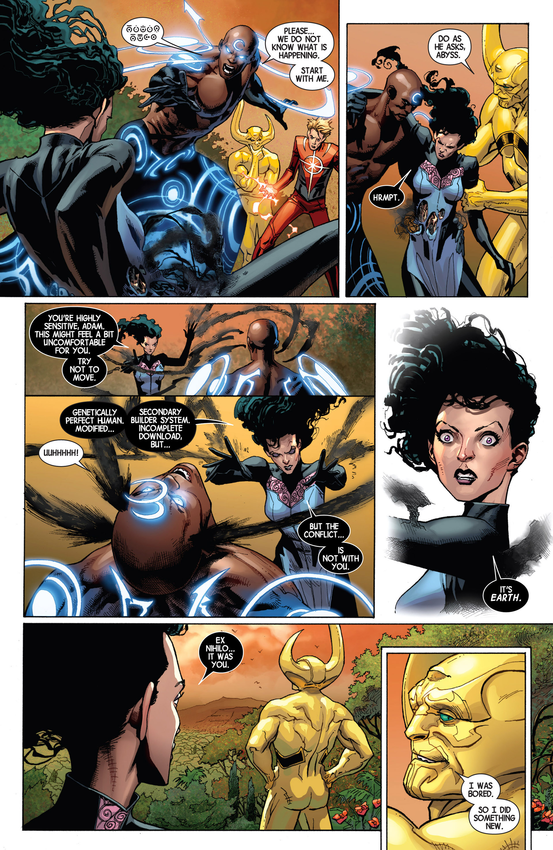 Read online Avengers (2013) comic -  Issue #9 - 7
