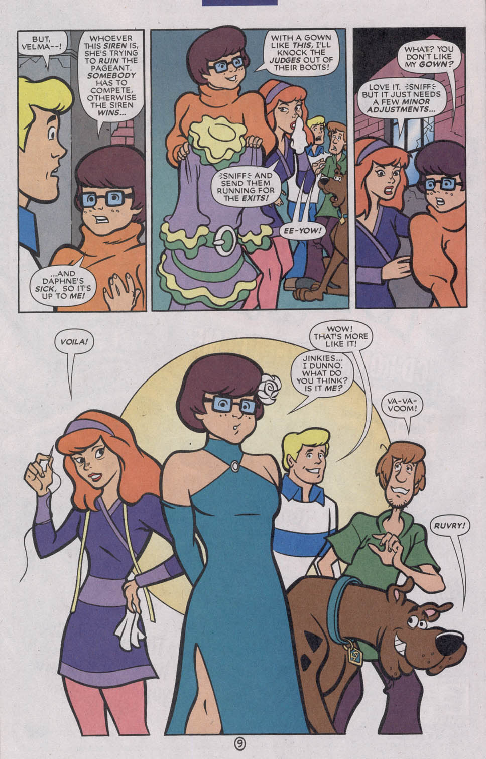 Read online Scooby-Doo (1997) comic -  Issue #76 - 16