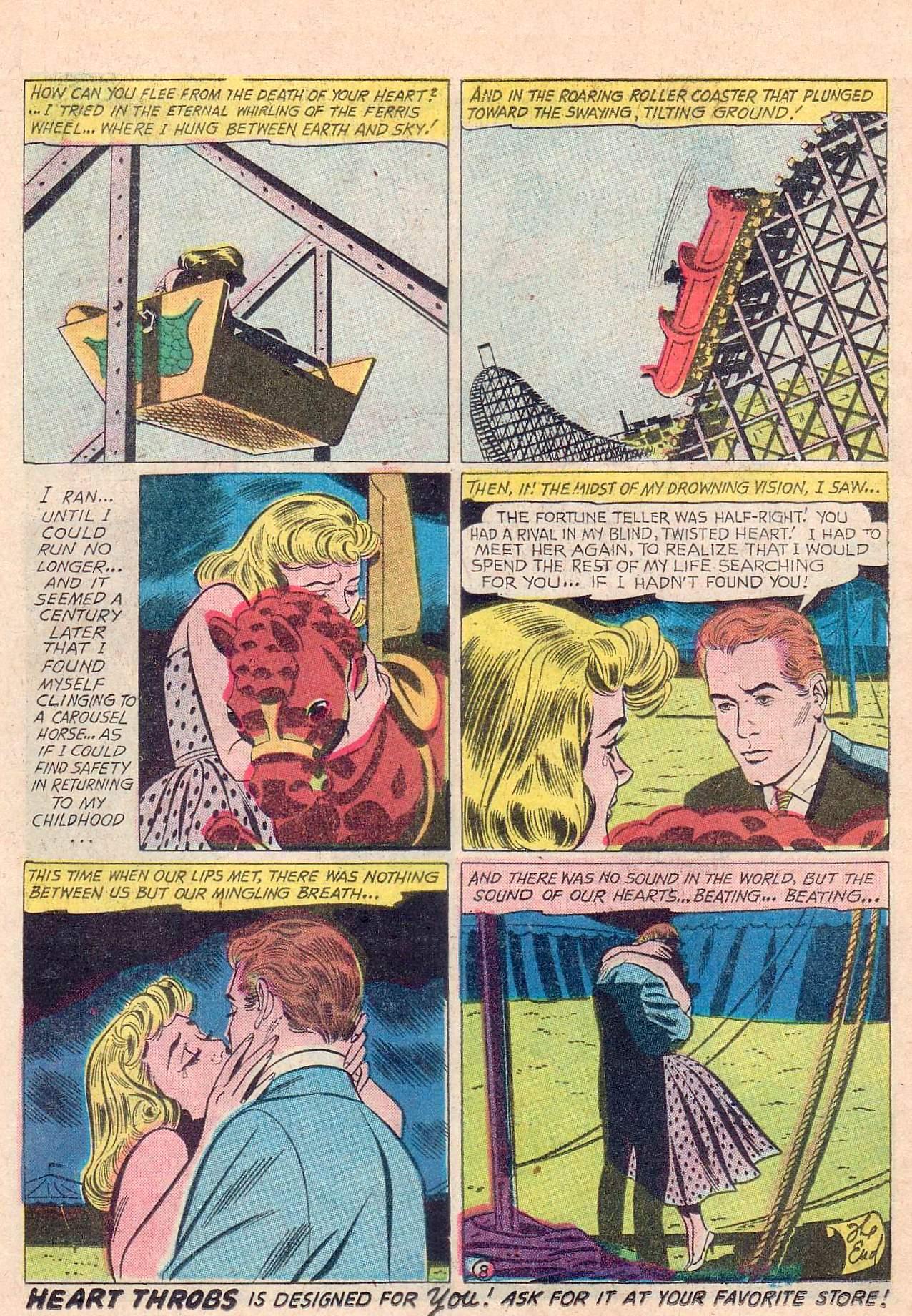 Read online Secret Hearts comic -  Issue #67 - 34