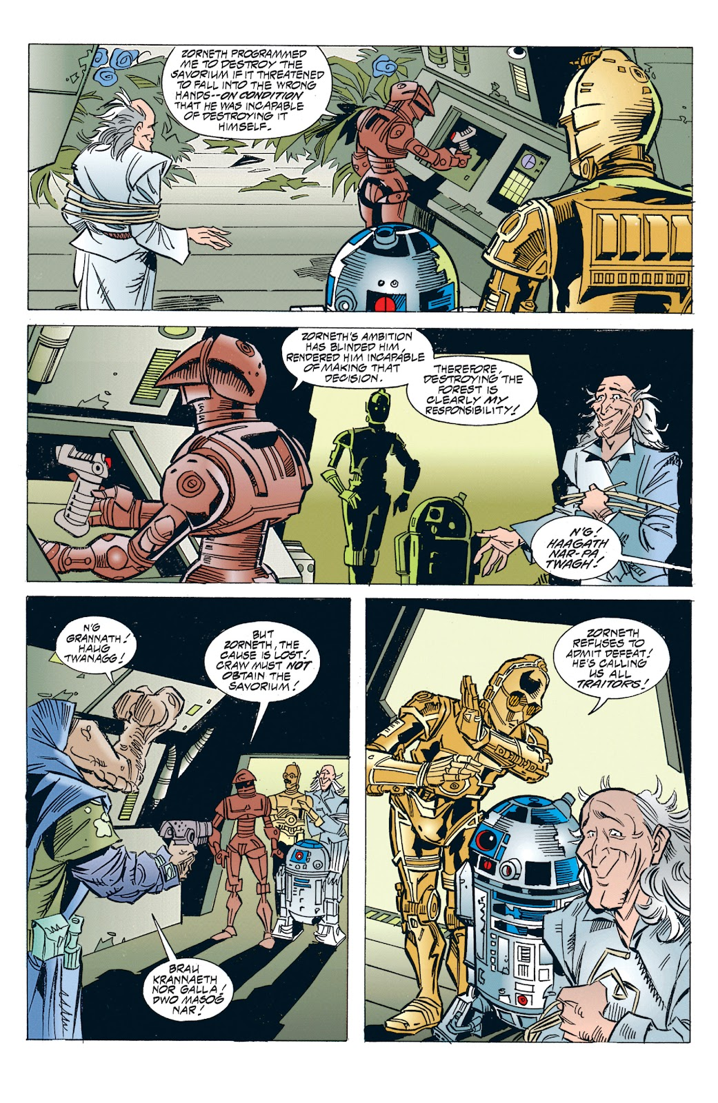 Read online Star Wars Legends Epic Collection: The Empire comic -  Issue # TPB 5 (Part 4) - 83