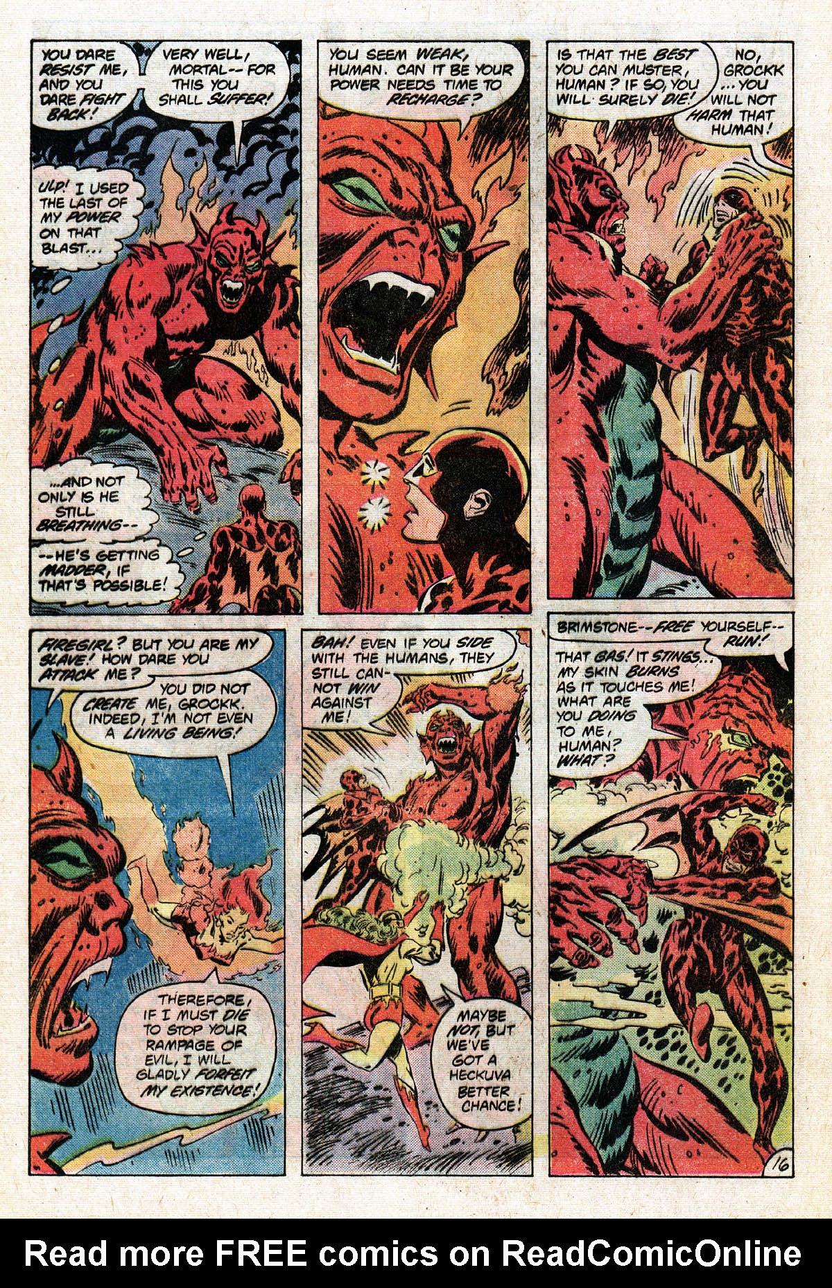 Read online Adventure Comics (1938) comic -  Issue #486 - 17