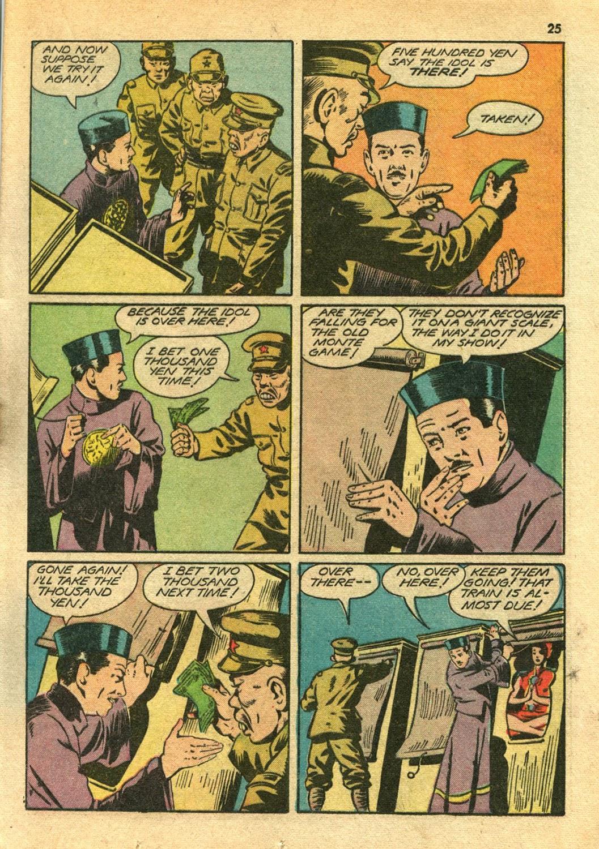 Read online Super-Magician Comics comic -  Issue #14 - 25