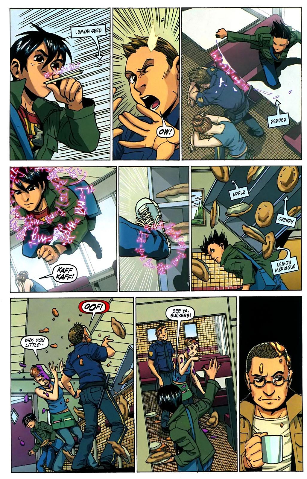 Read online Amazing Fantasy (2004) comic -  Issue #15 - 7