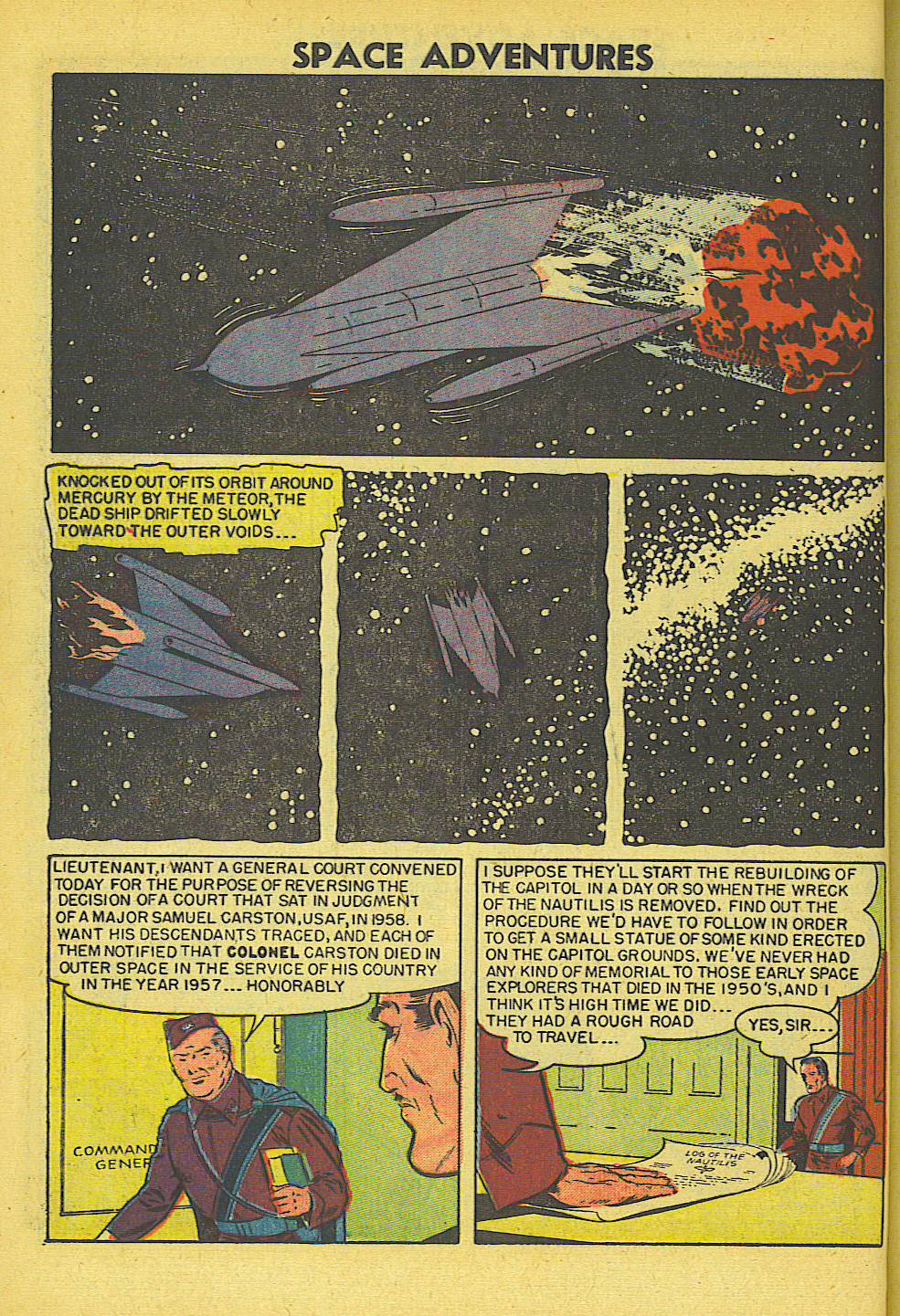 Space Adventures (1952) issue 5 - Page 11