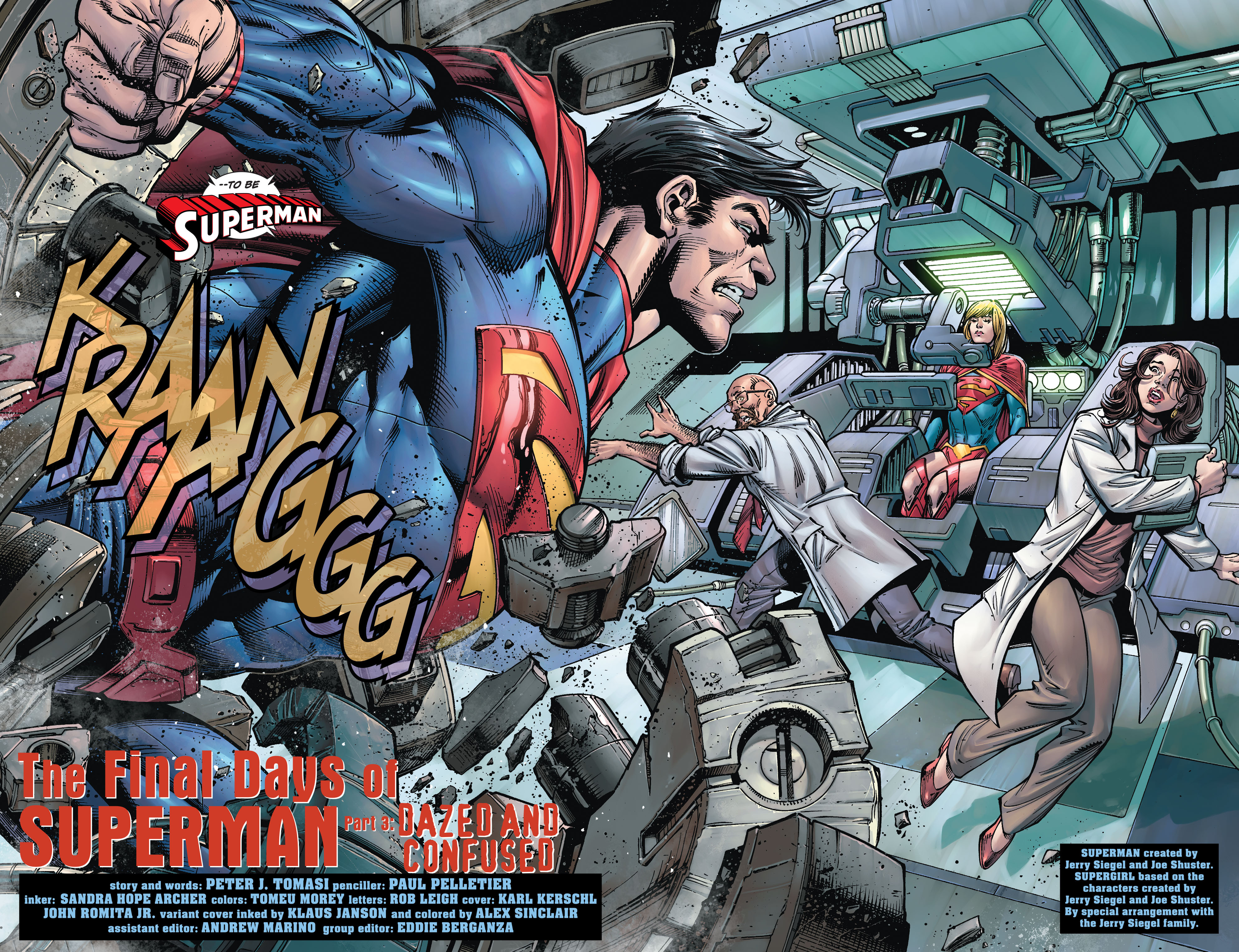 Read online Action Comics (2011) comic -  Issue #51 - 5