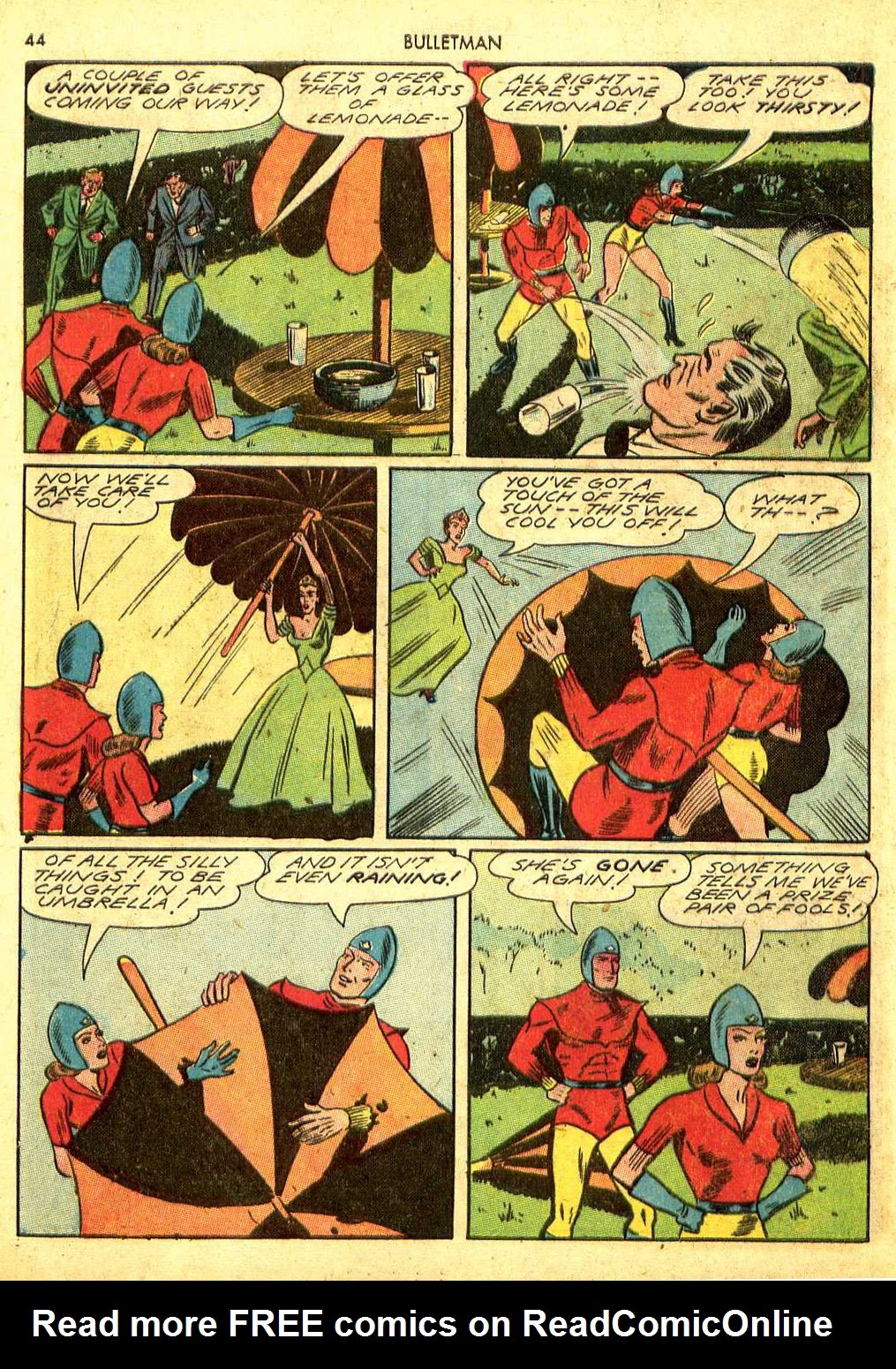 Bulletman issue 12 - Page 43