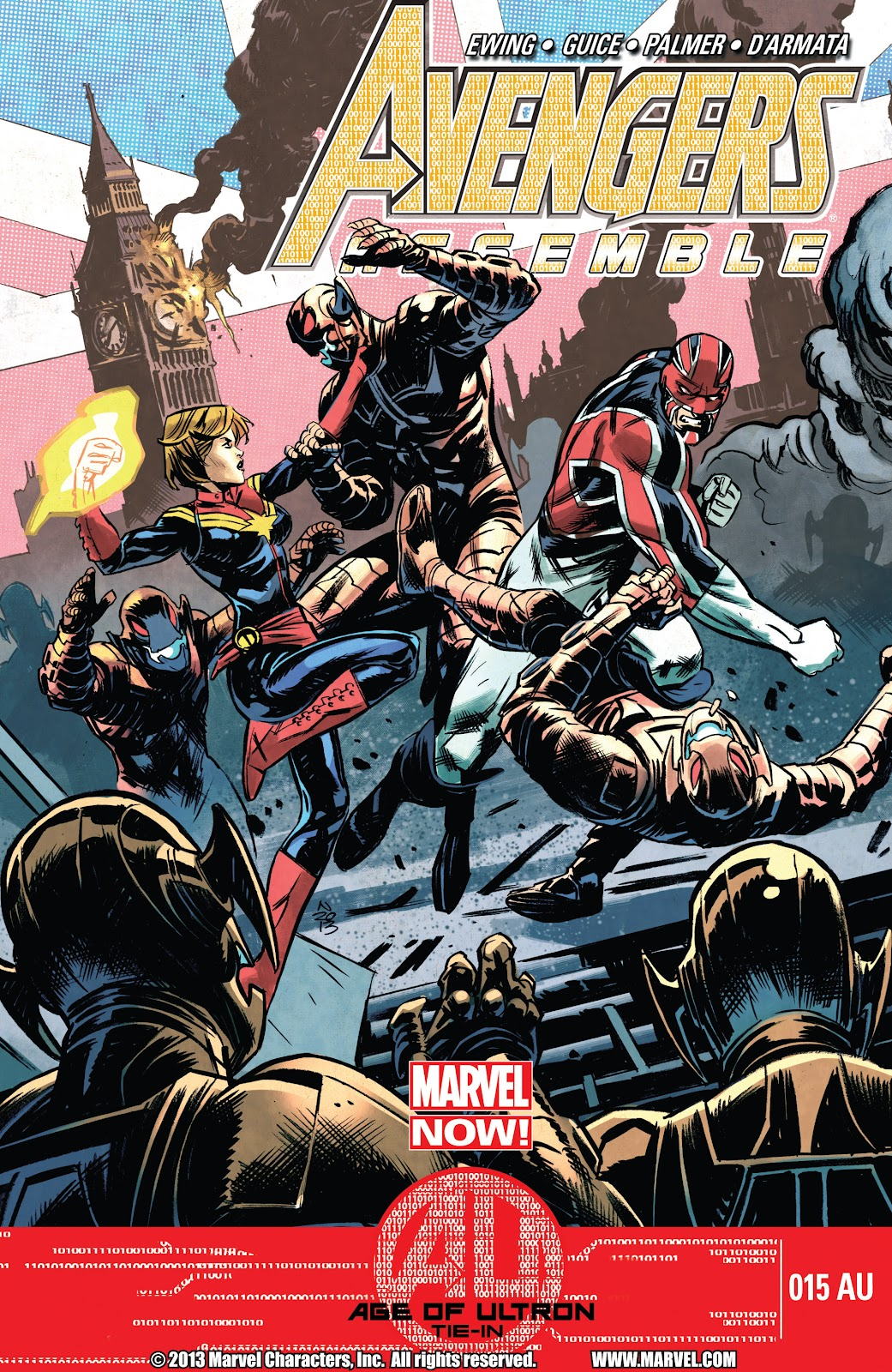 Read online Age of Ultron Companion comic -  Issue # TPB (Part 1) - 24