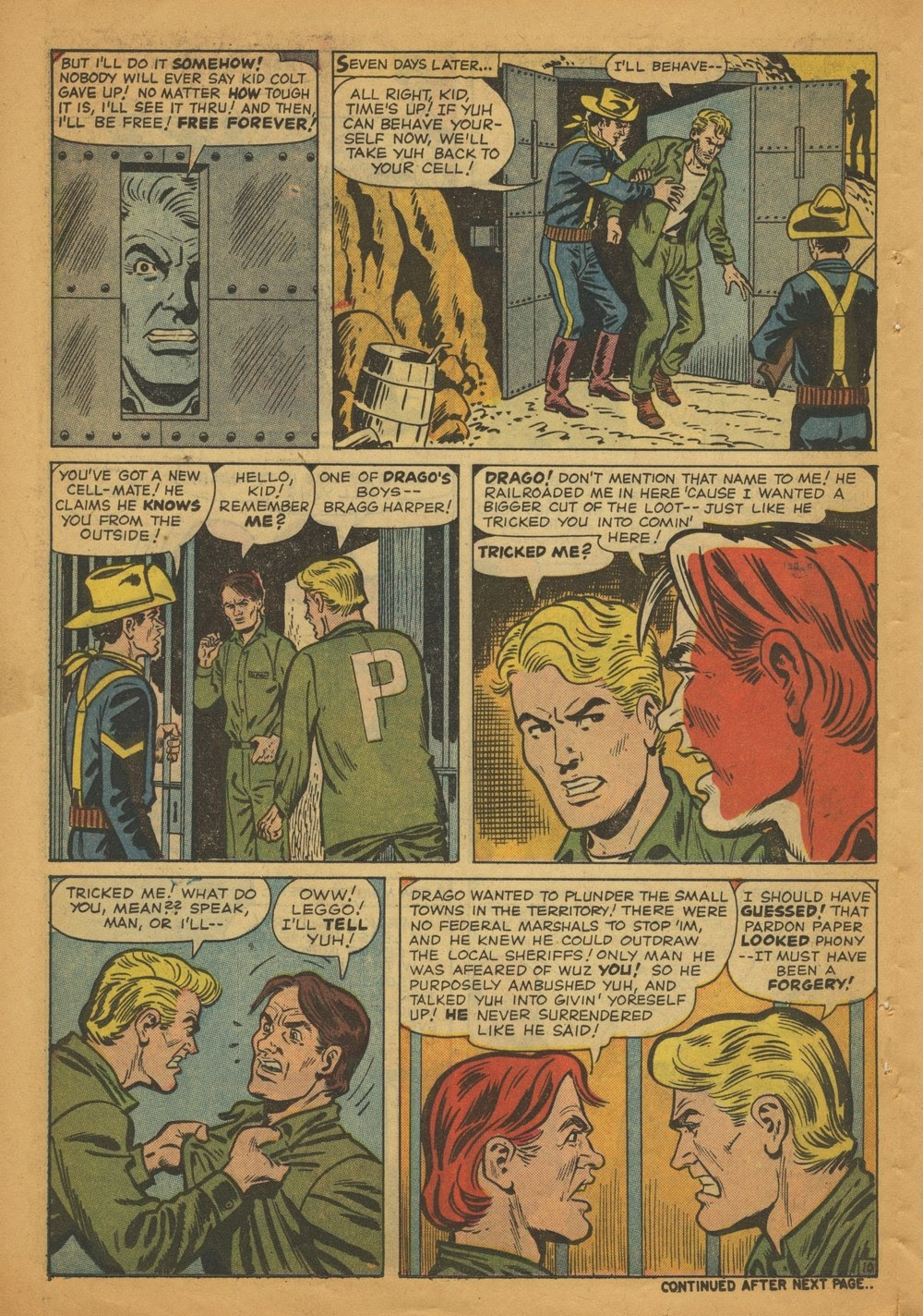 Kid Colt Outlaw issue 97 - Page 14
