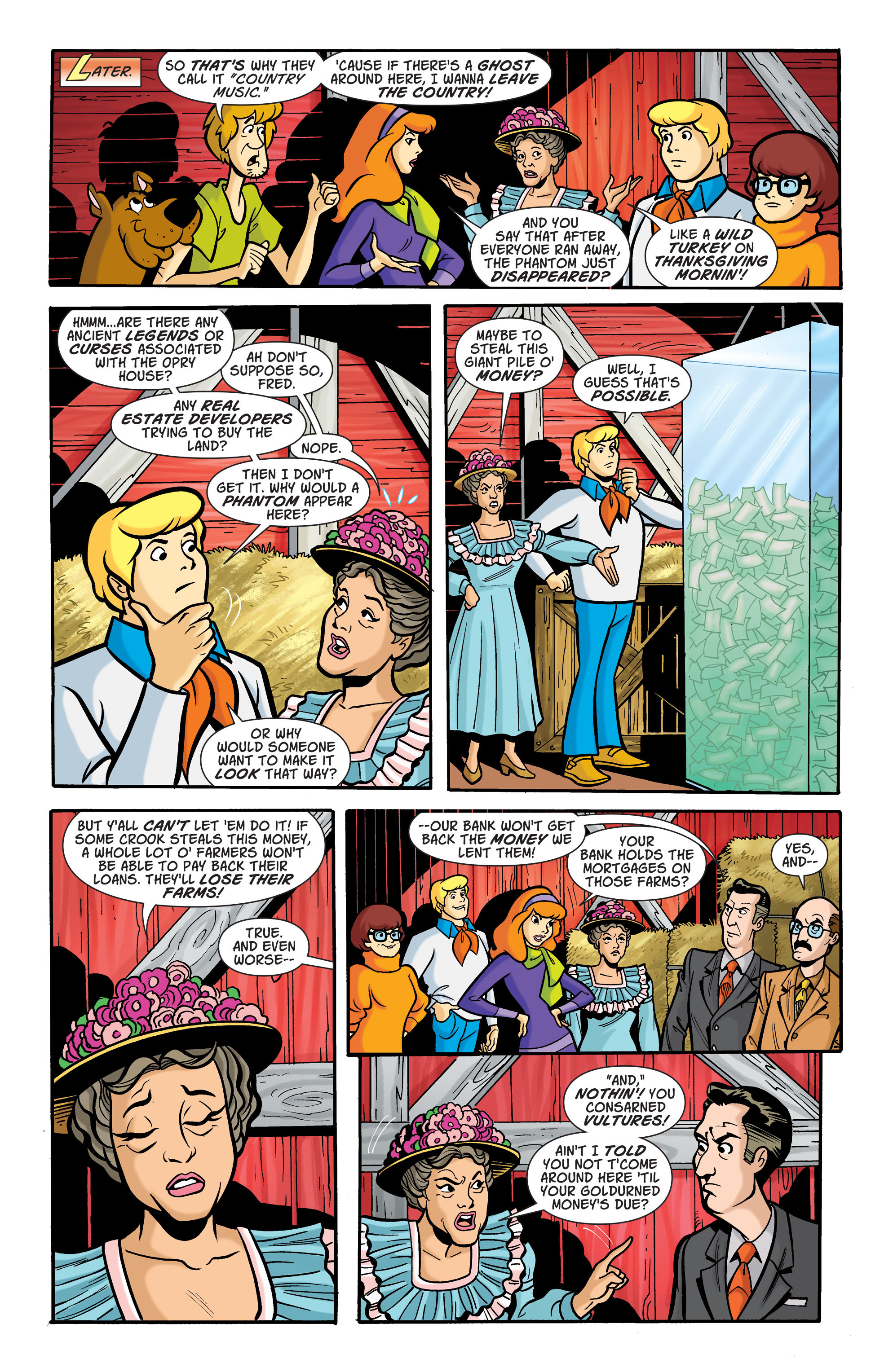 Read online Scooby-Doo: Where Are You? comic -  Issue #72 - 4