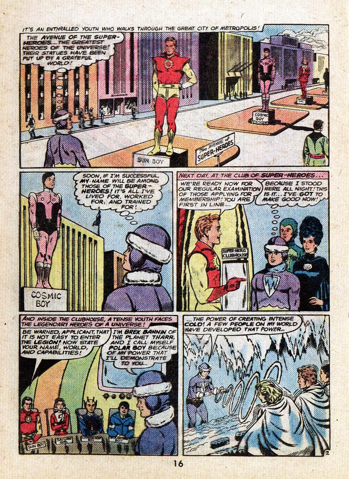 Read online Adventure Comics (1938) comic -  Issue #500 - 16