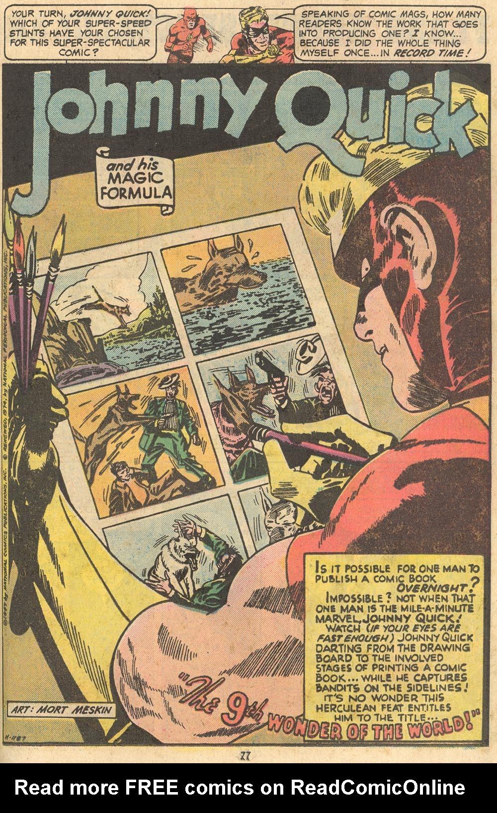 Read online Adventure Comics (1938) comic -  Issue #121 - 39