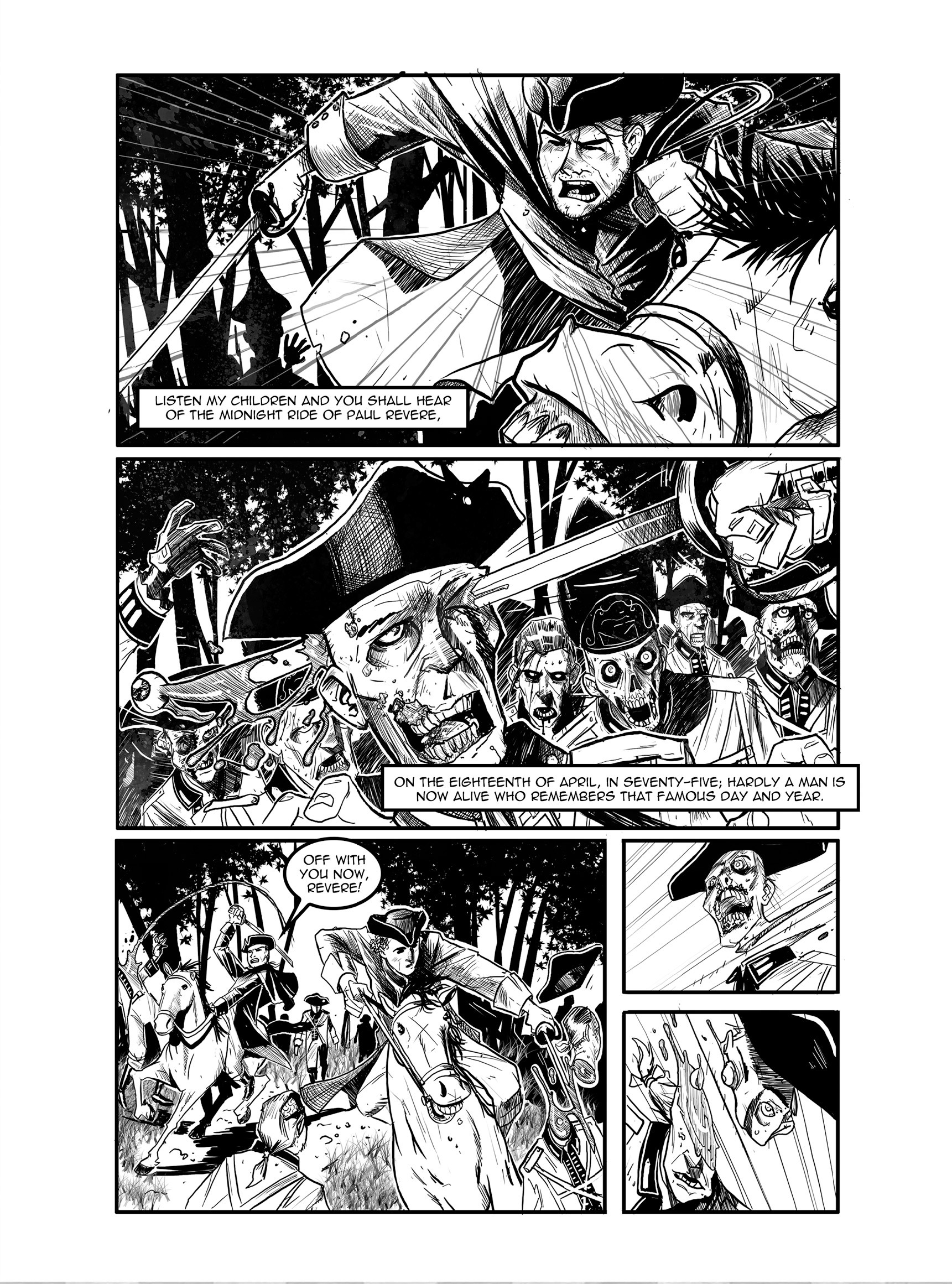 Read online FUBAR comic -  Issue #3 - 51