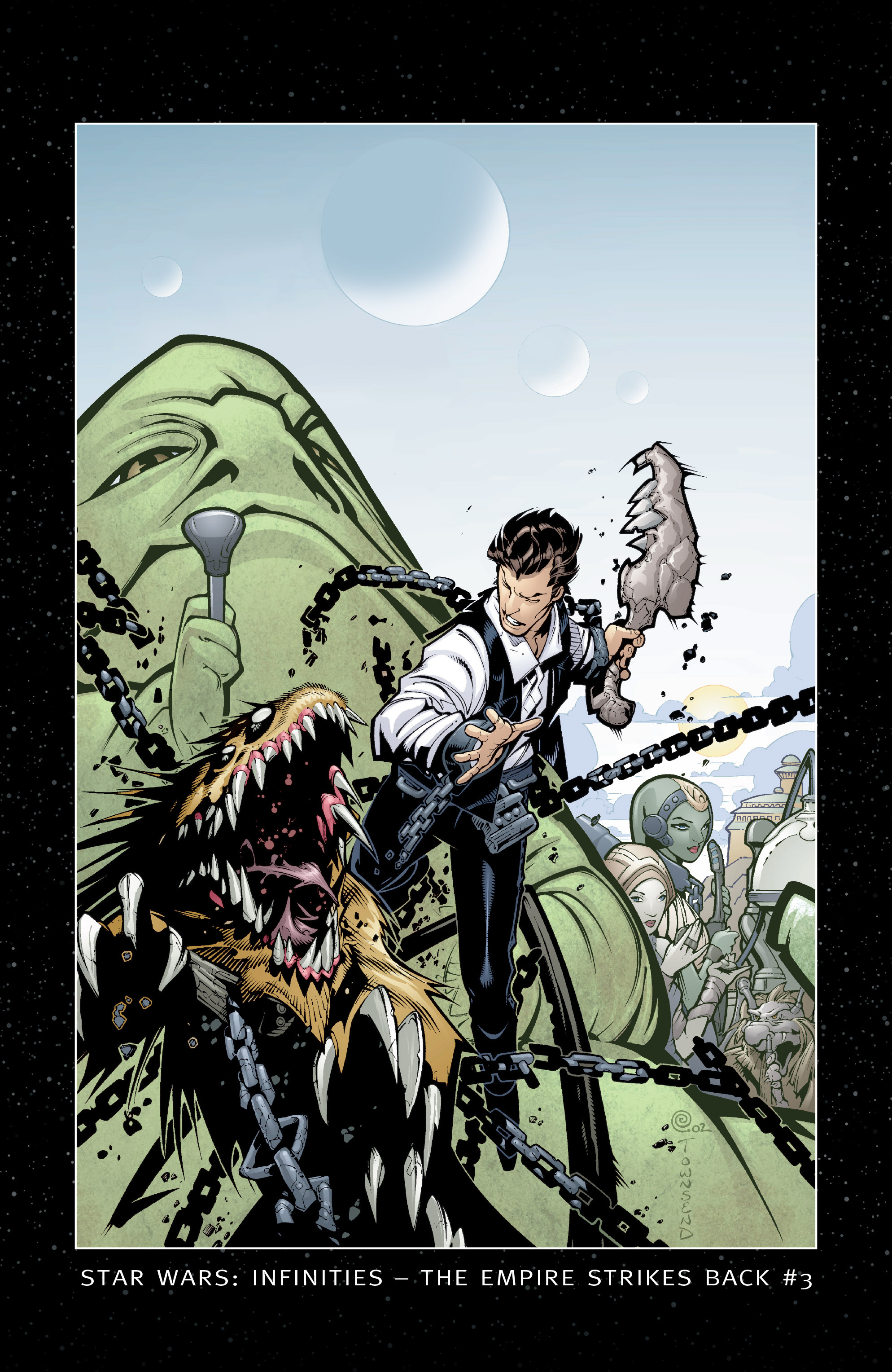 Read online Star Wars Omnibus comic -  Issue # Vol. 27 - 139
