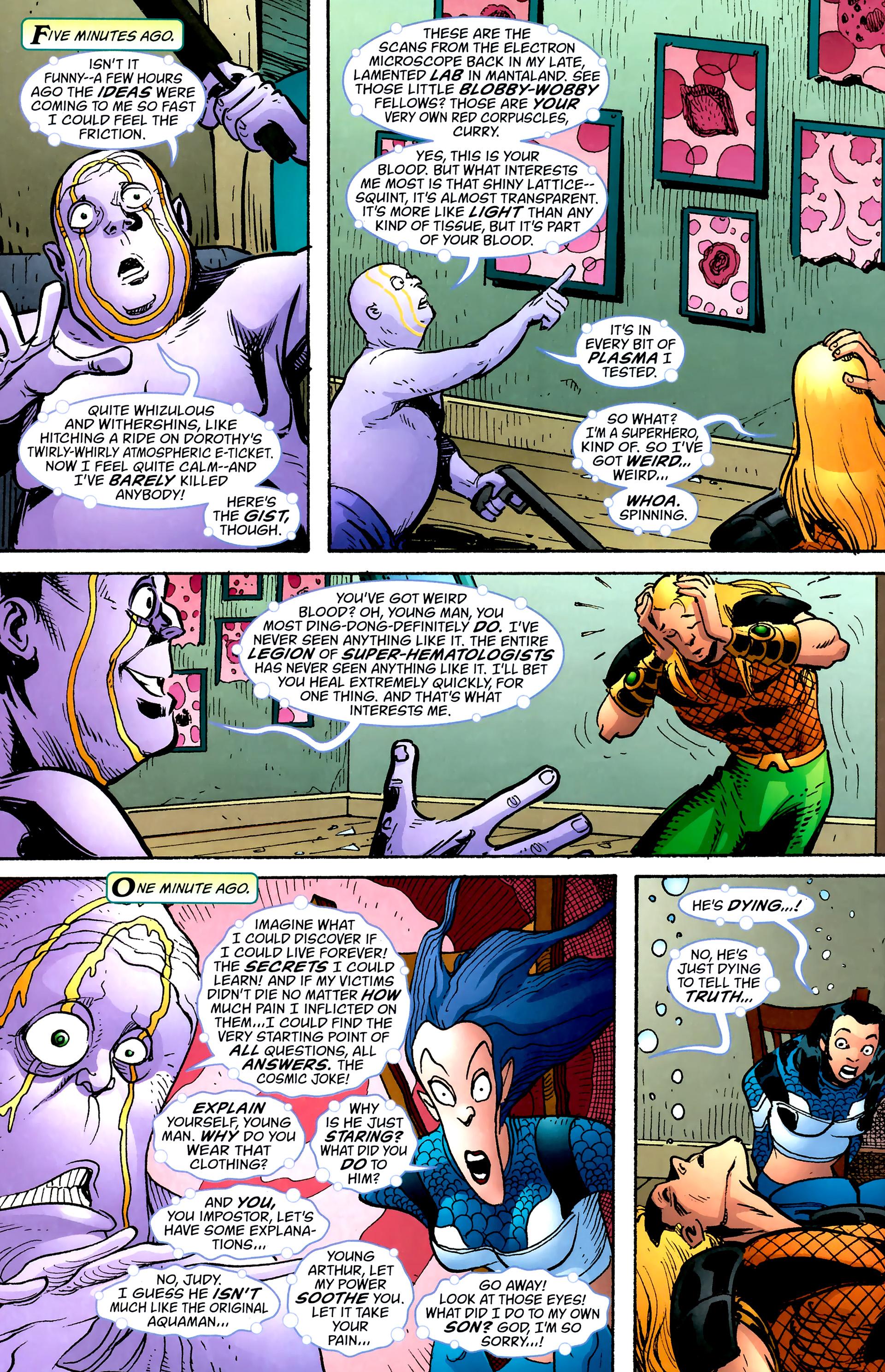 Read online Aquaman: Sword of Atlantis comic -  Issue #57 - 11