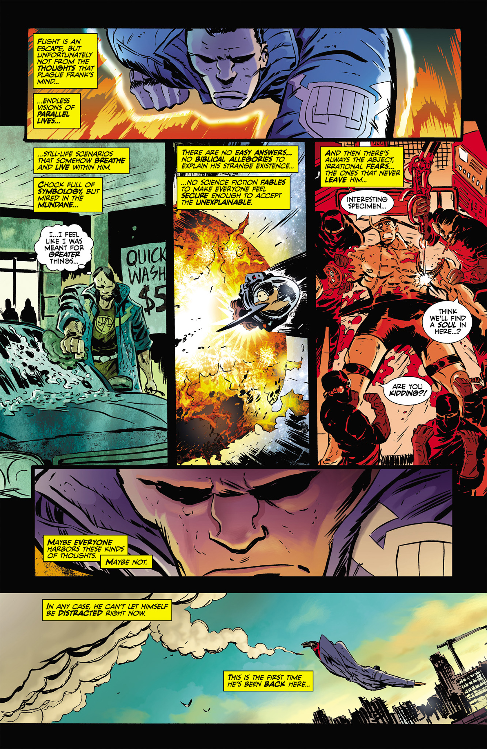 Read online Catalyst Comix comic -  Issue #2 - 8