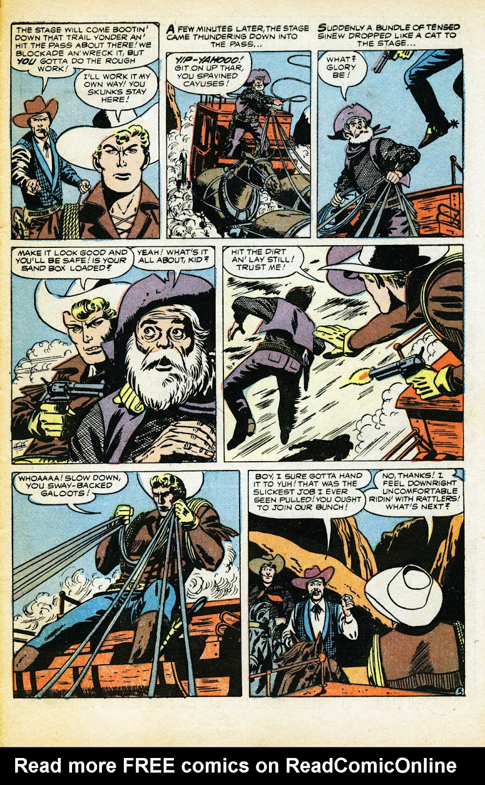 The Rawhide Kid (1955) issue 2 - Page 31