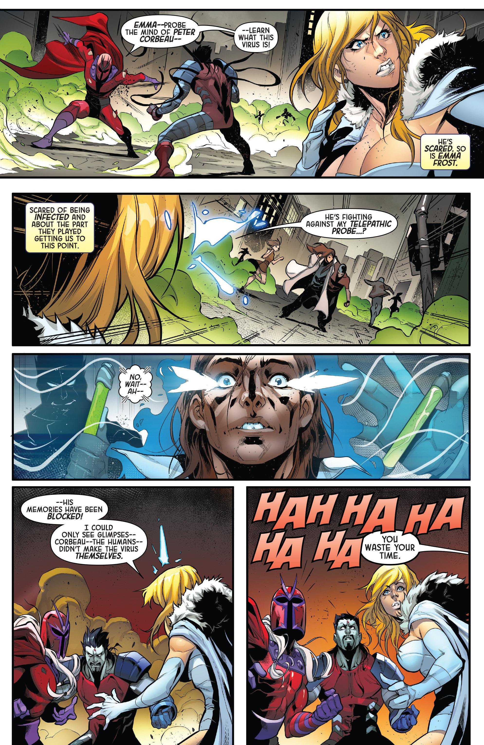 Read online Age of Apocalypse (2015) comic -  Issue #4 - 5