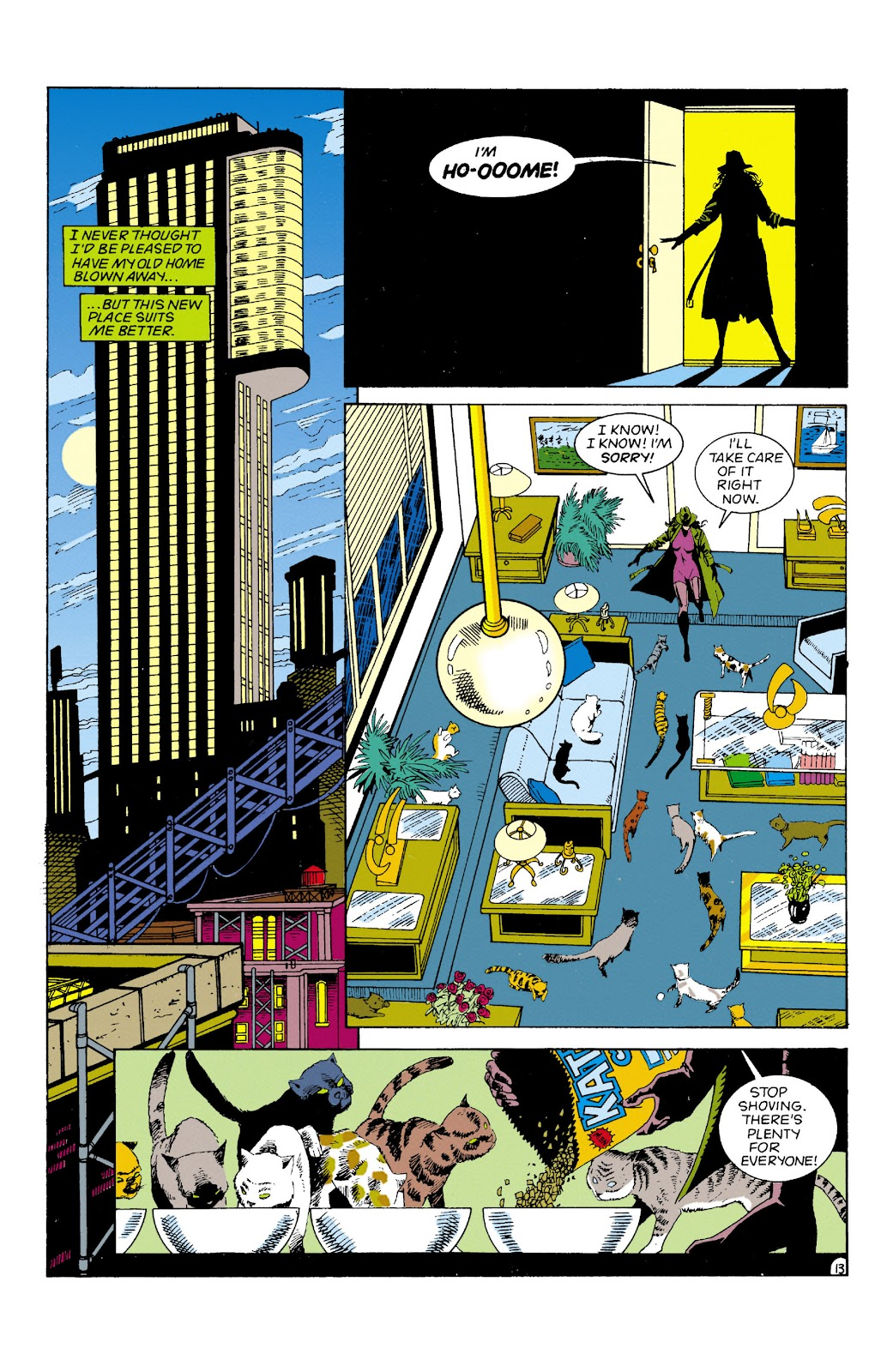 Catwoman (1993) Issue #6 #11 - English 14