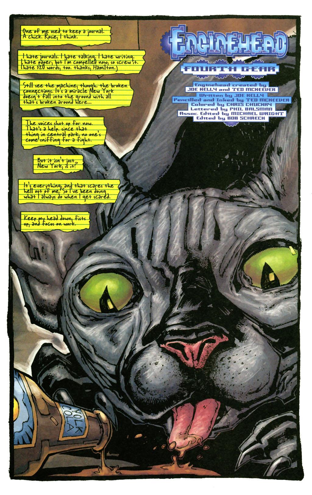 Read online Enginehead comic -  Issue #4 - 2
