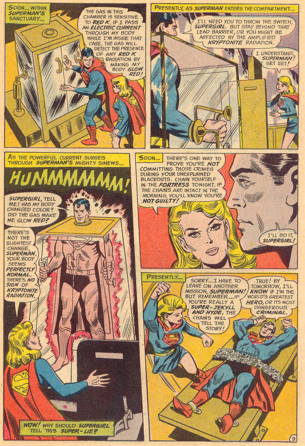 Read online Action Comics (1938) comic -  Issue #380 - 13