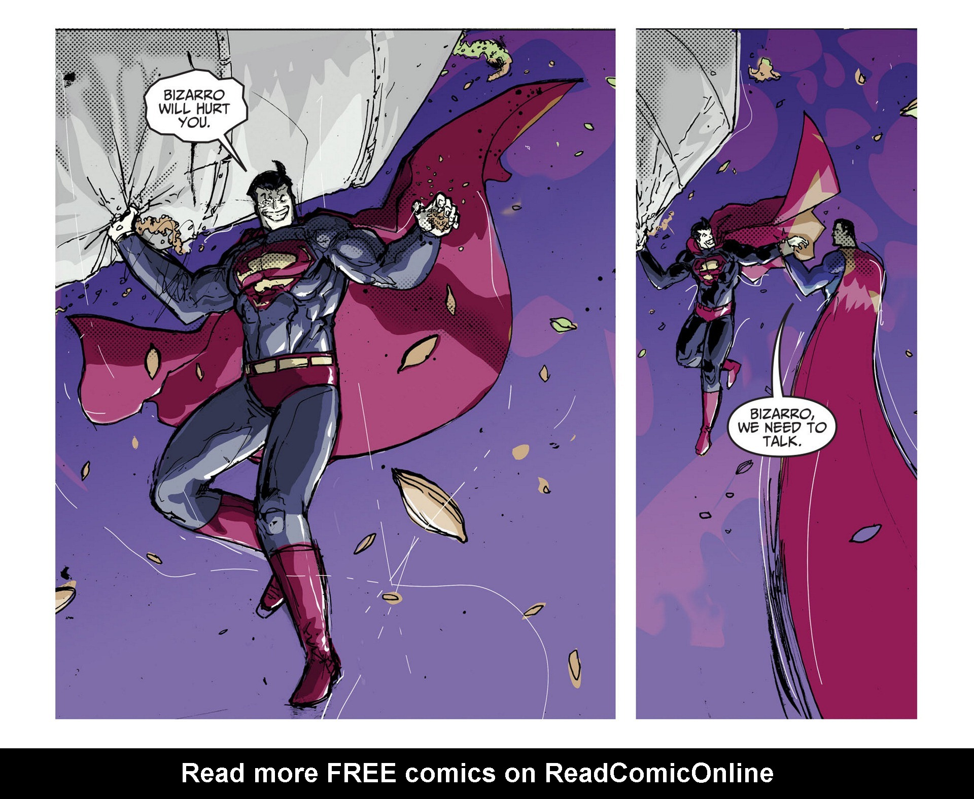 Read online Adventures of Superman [I] comic -  Issue #3 - 12