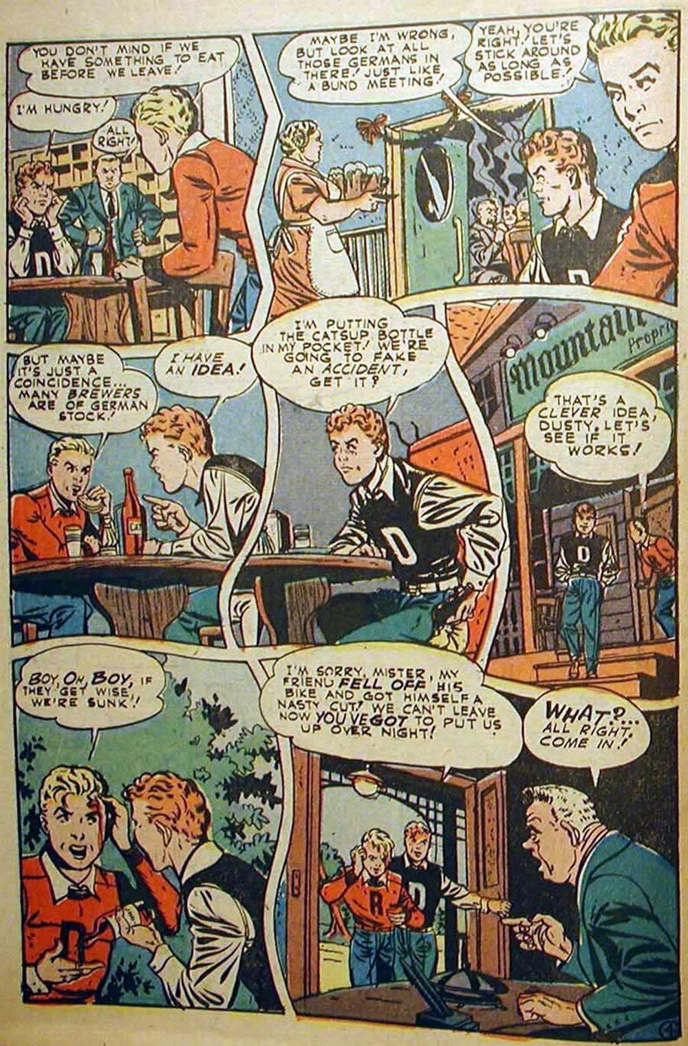 Hangman Comics issue 5 - Page 60