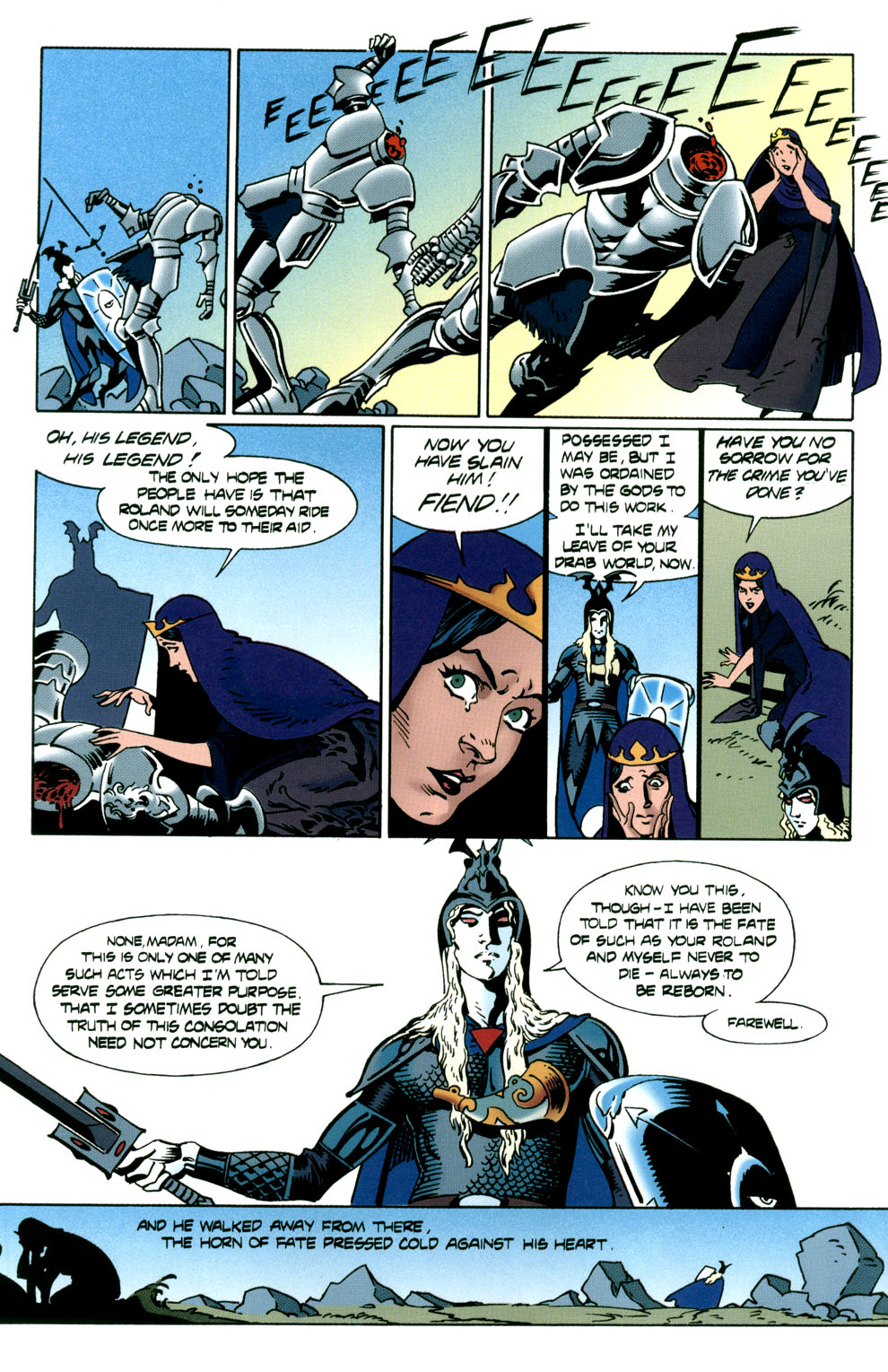 Read online Elric: Stormbringer comic -  Issue #6 - 22