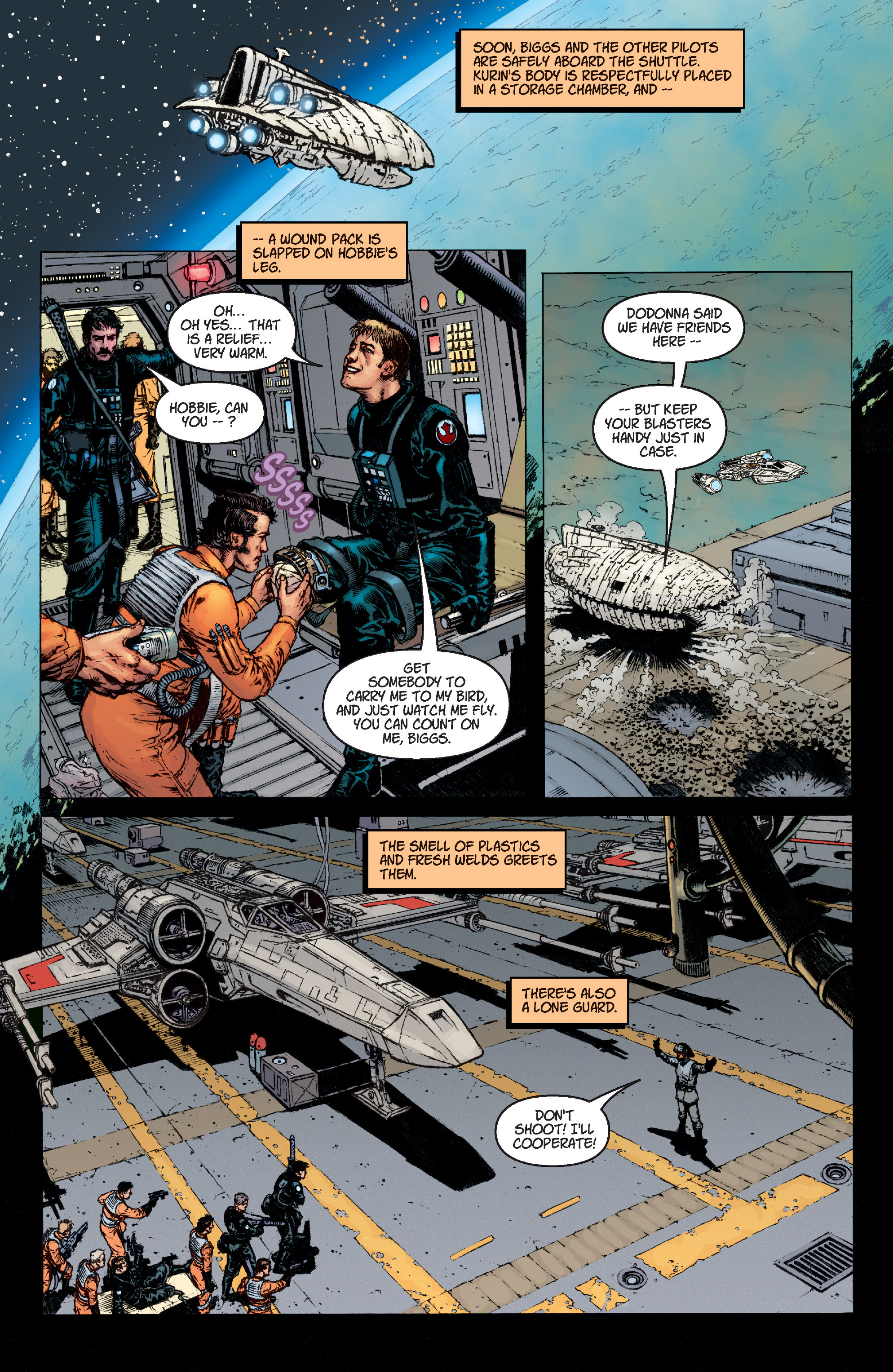 Read online Star Wars Omnibus comic -  Issue # Vol. 22 - 78