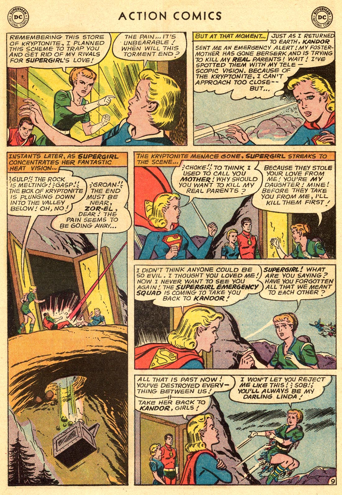Read online Action Comics (1938) comic -  Issue #315 - 29