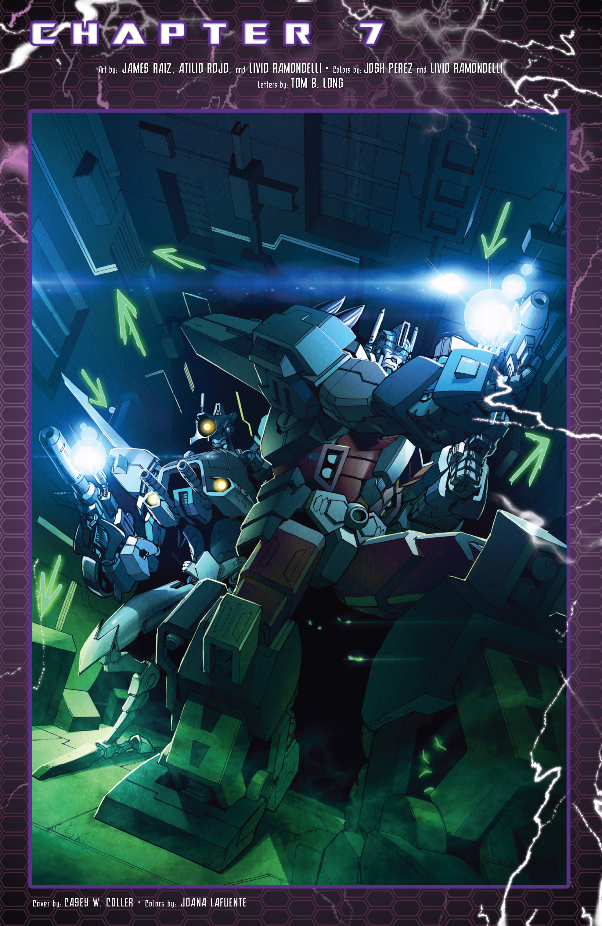 Read online The Transformers: Dark Cybertron Finale comic -  Issue # Full - 5