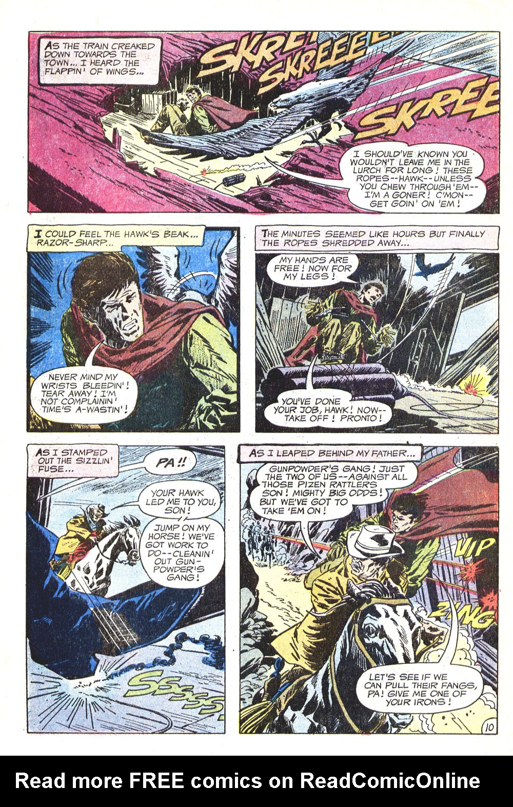 Read online All-Star Western (1970) comic -  Issue #5 - 14