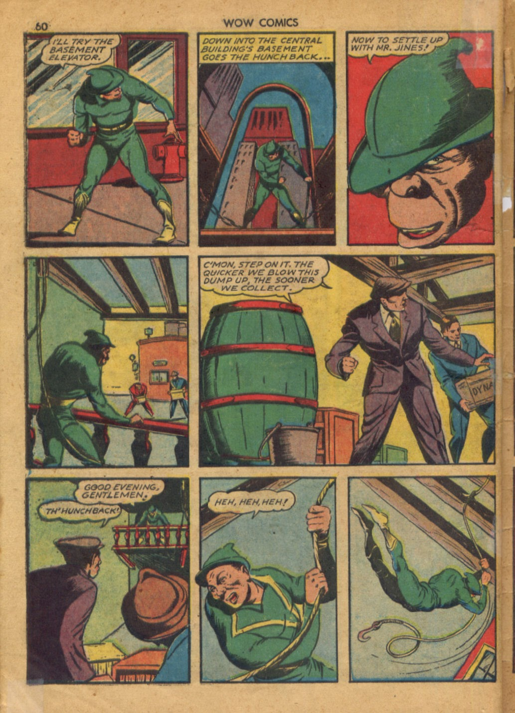 Wow Comics issue 3 - Page 62