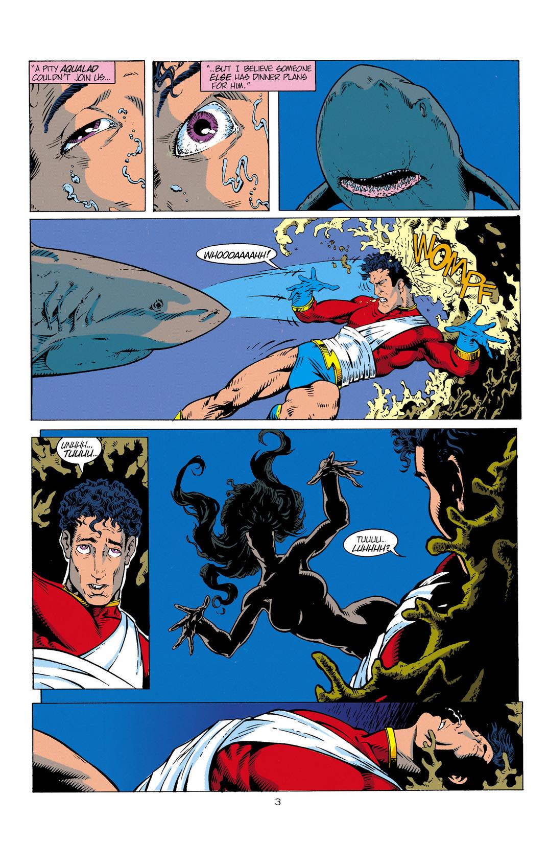 Read online Aquaman (1994) comic -  Issue #2 - 4