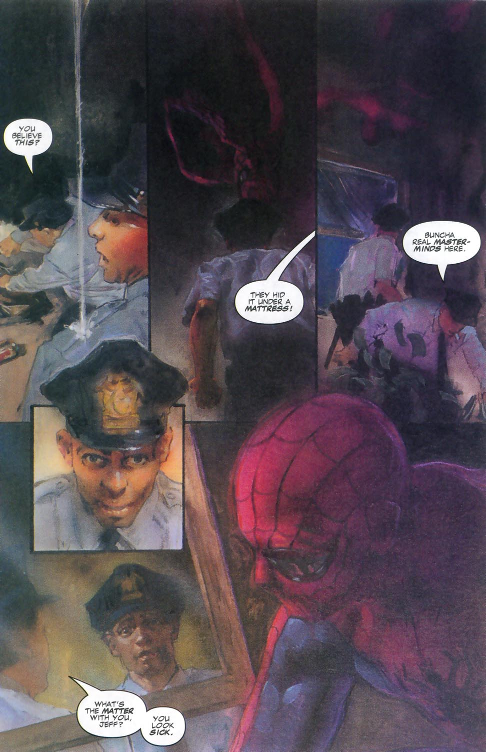 Read online Code of Honor comic -  Issue #2 - 14
