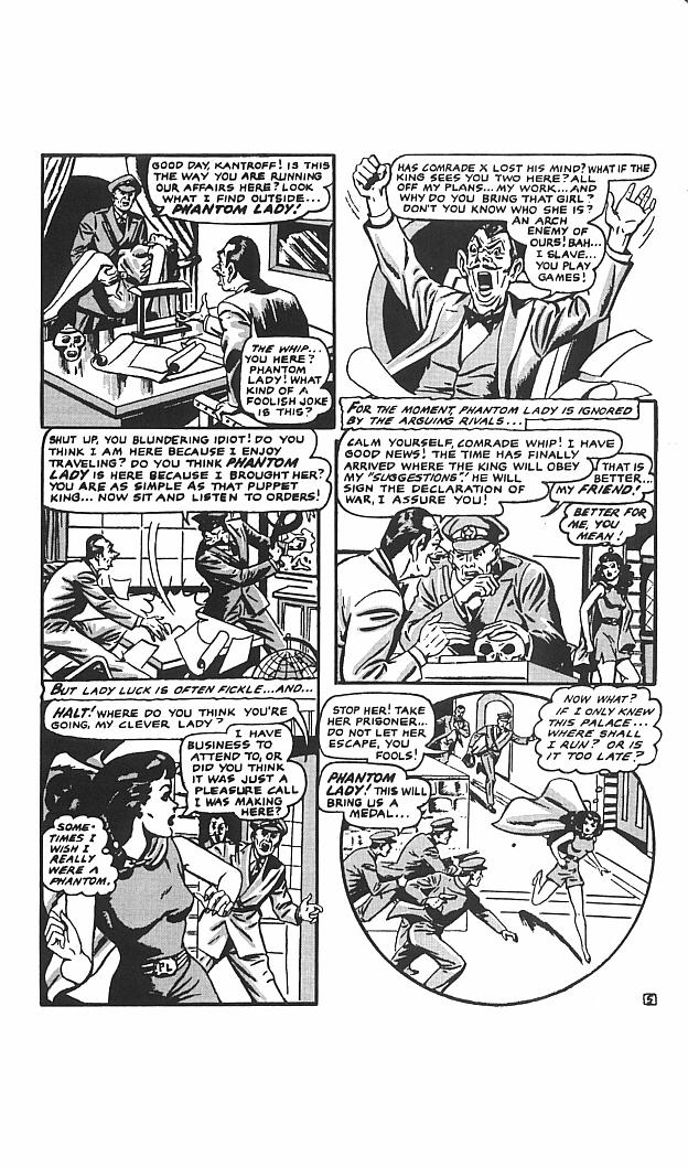 Read online Golden-Age Men of Mystery comic -  Issue #11 - 25