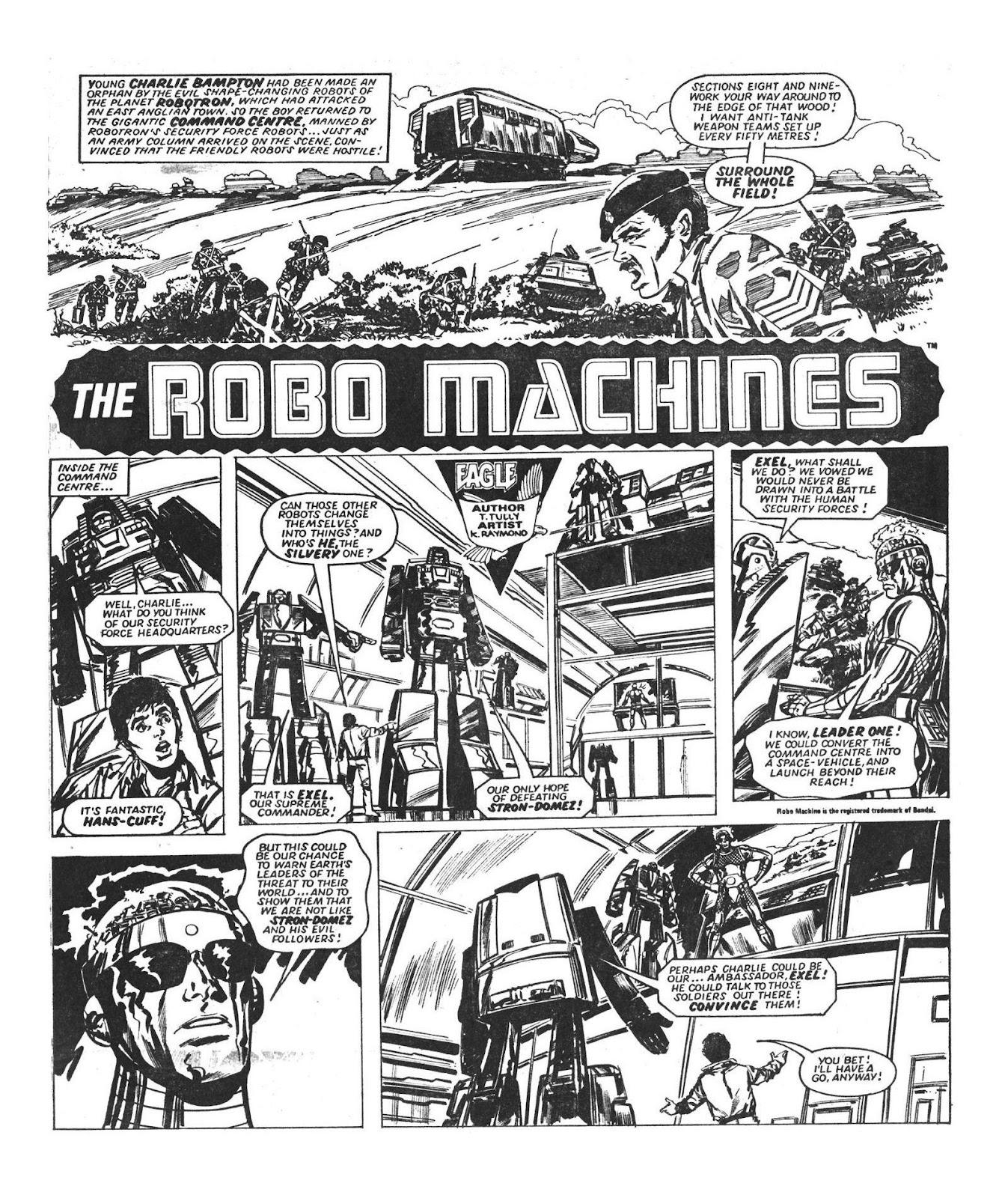 Read online Robo Machines comic -  Issue # TPB - 36