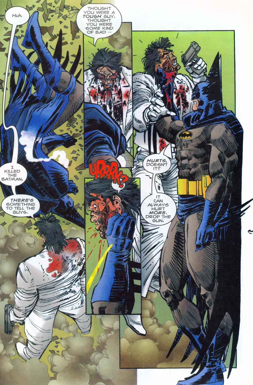 Read online Punisher/Batman: Deadly Knights comic -  Issue # Full - 36
