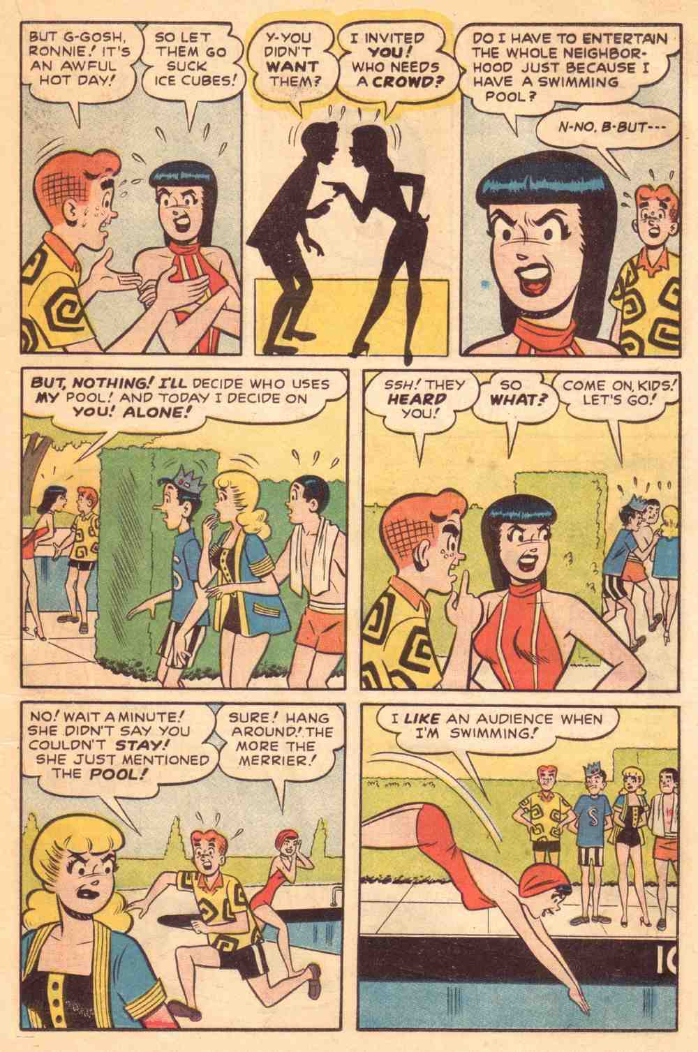 Read online Archie's Girls Betty and Veronica comic -  Issue #39 - 15