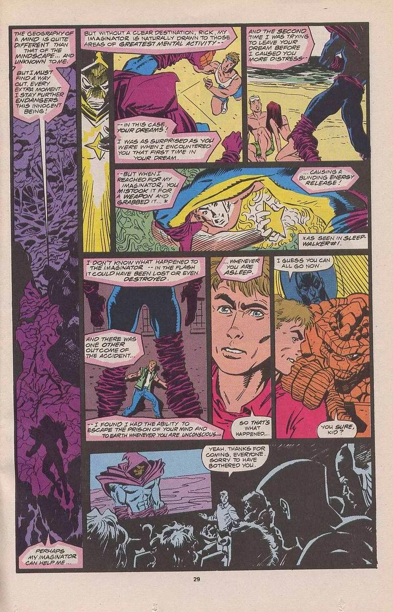 Read online Sleepwalker comic -  Issue #3 - 23