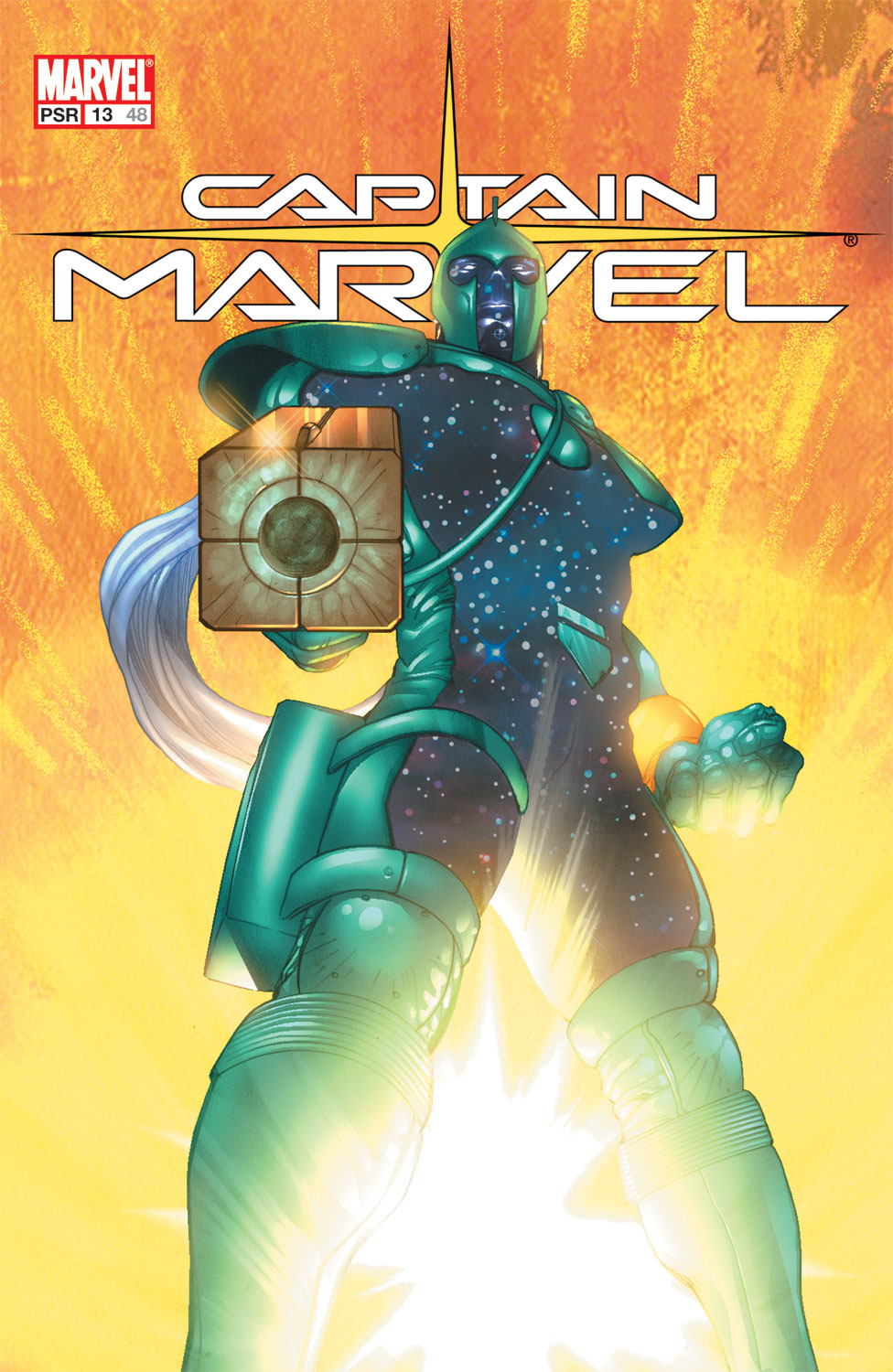 Captain Marvel (2002) Issue #13 #13 - English 1