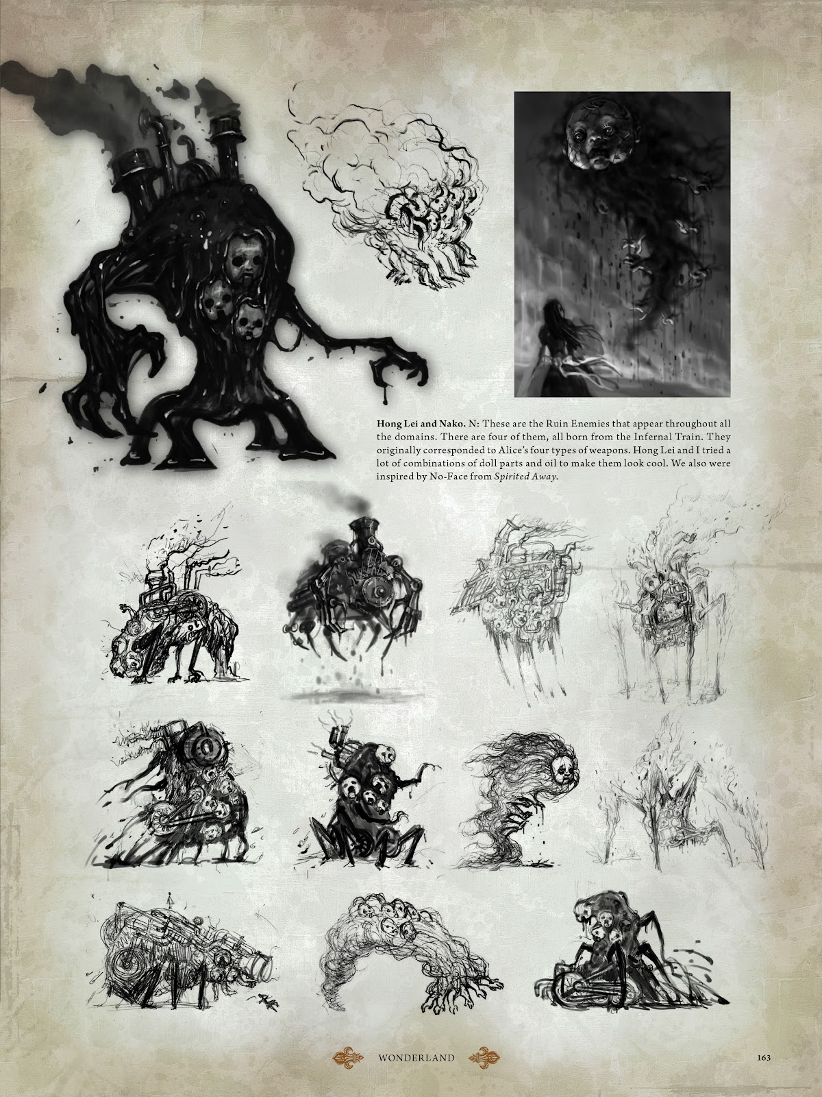 Read online The Art of Alice: Madness Returns comic -  Issue # TPB (Part 2) - 55